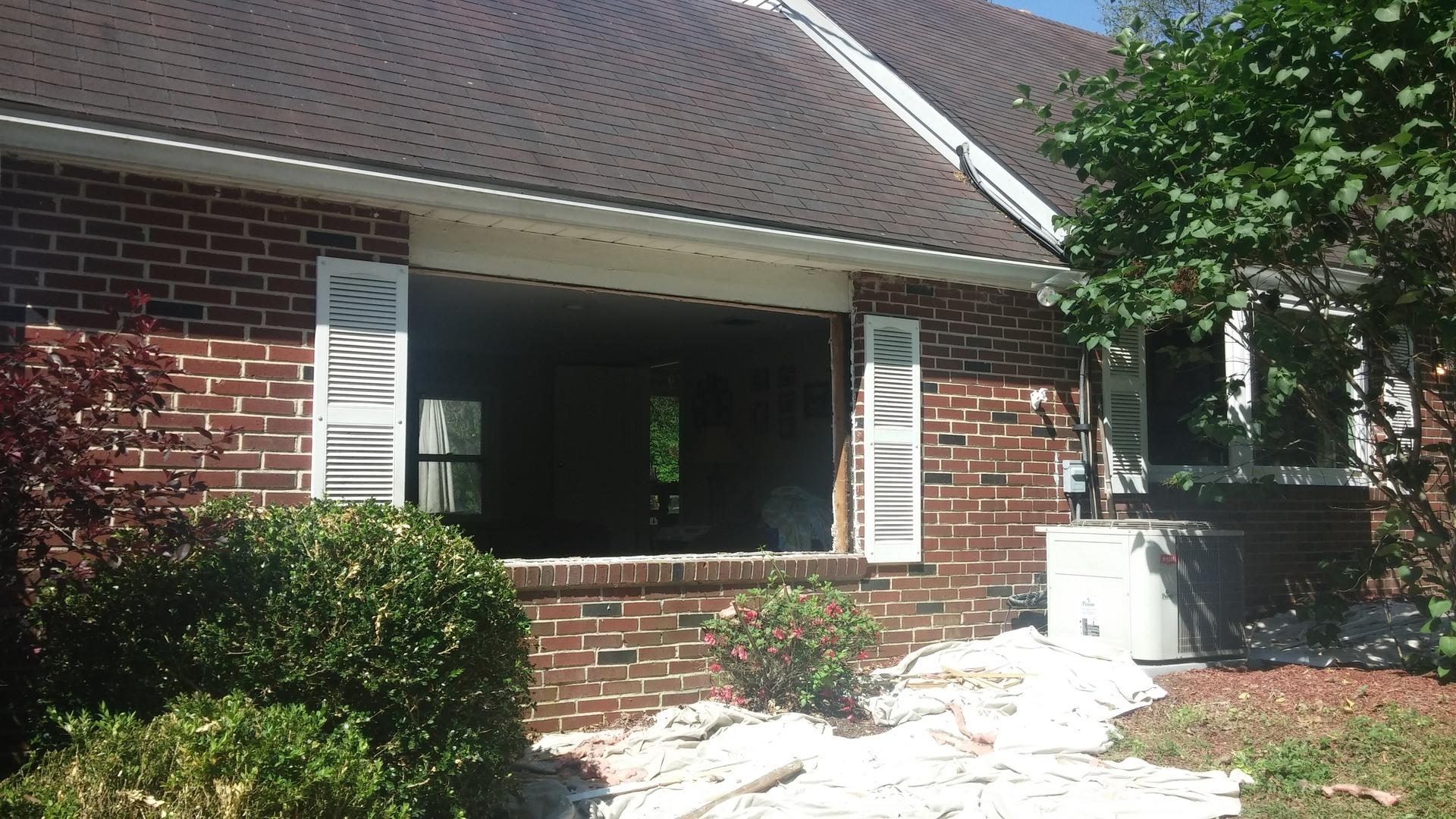bay window, new bay window, new window, replacement window